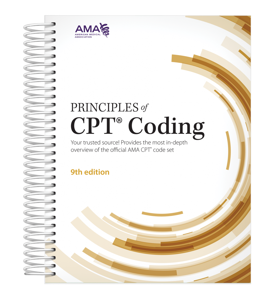 Principles of CPT® Coding, ninth edition