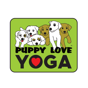 Puppy Love Yoga - One Hour Class