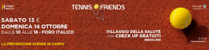Tennis and Friends - 8 Edizione