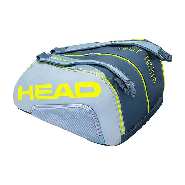 Head Tour Team Padel Monstercombi Grey/Neon Yellow