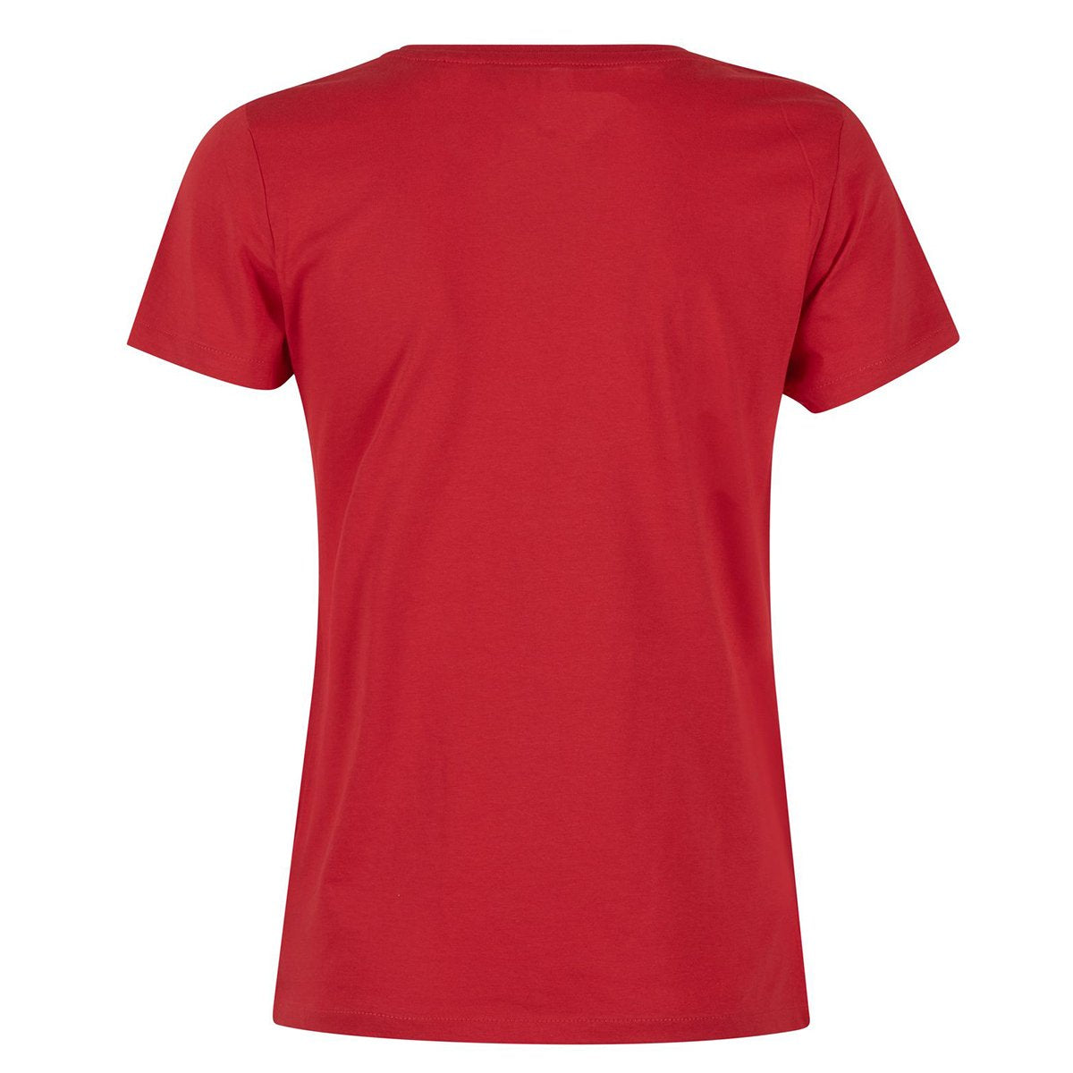 Sefht T-shirt Organic Donna Red