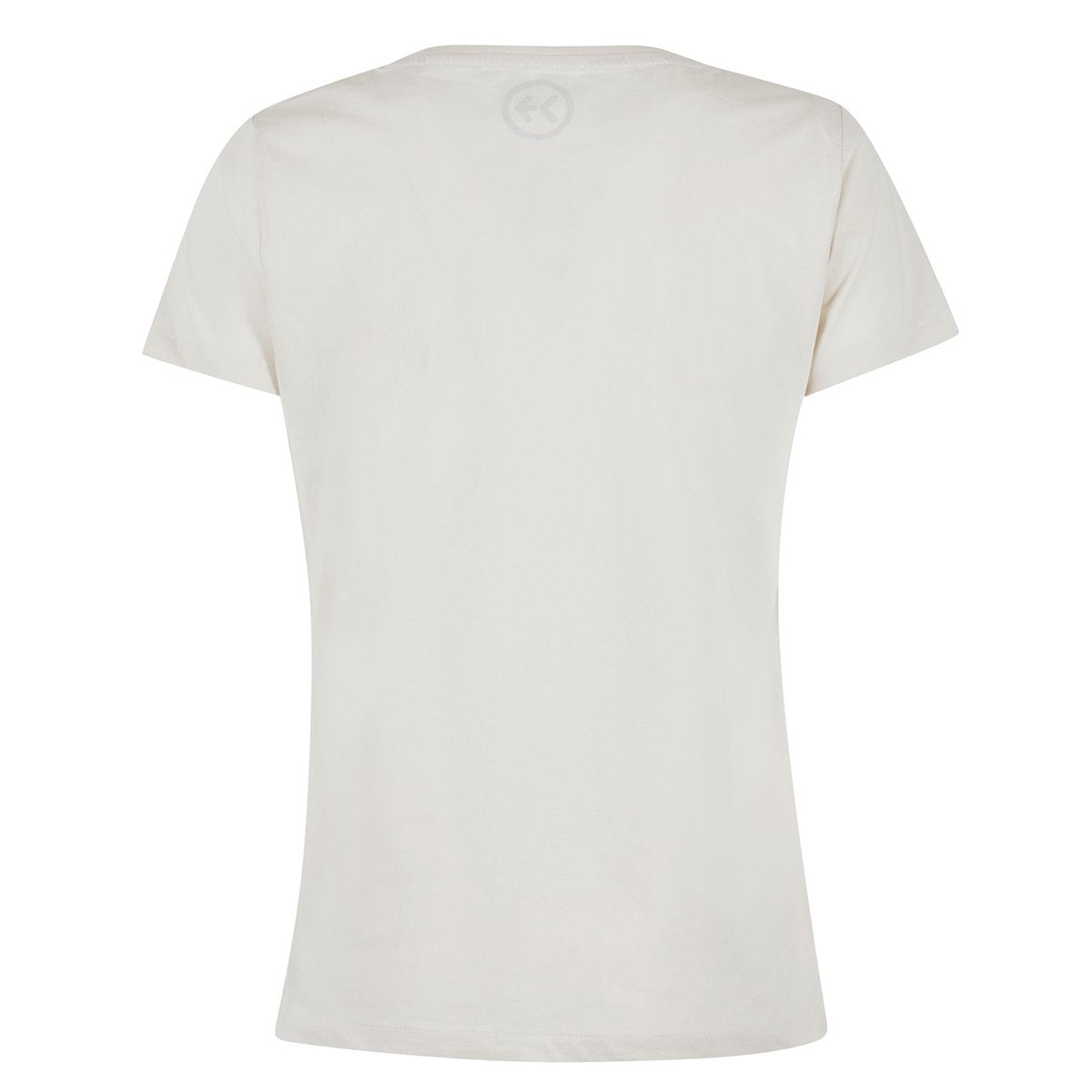 Sefht T-shirt Organic Donna Off White