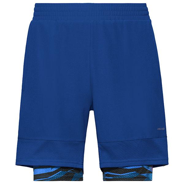 Head Slider Shorts Royal Blue