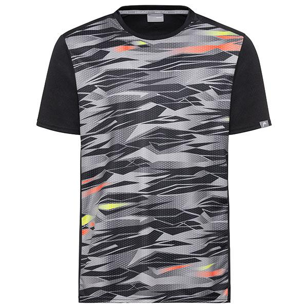 Head Slider T-shirt Camo/Black