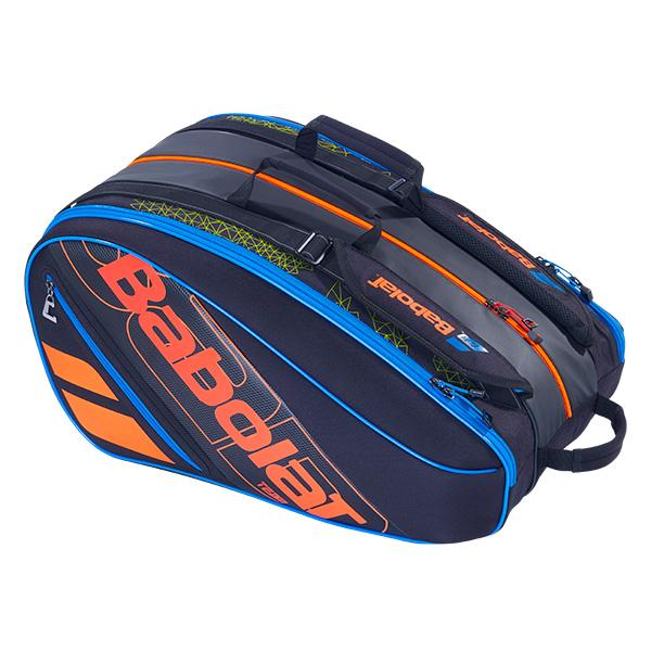 Borsa Babolat RH Team Padel Black/Blue