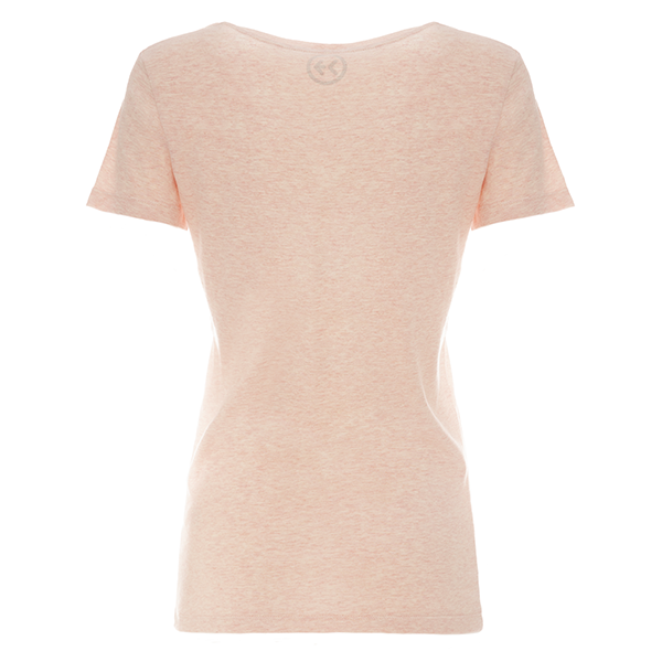 Sefht T-shirt Donna Heather Pink