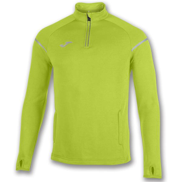 Joma Felpa Zipper Race Lime