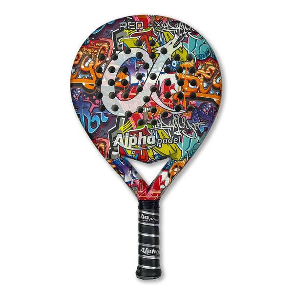 Alphapadel Red X S.E. Graffiti