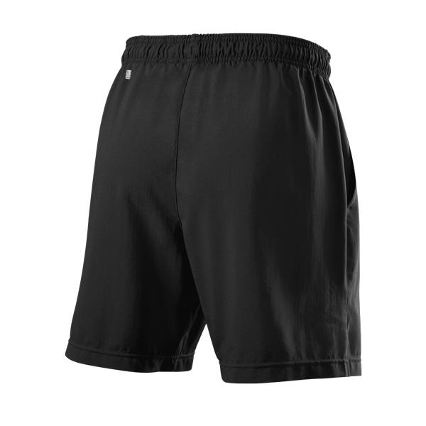 Wilson Men's Bela Rush 7 Short Black