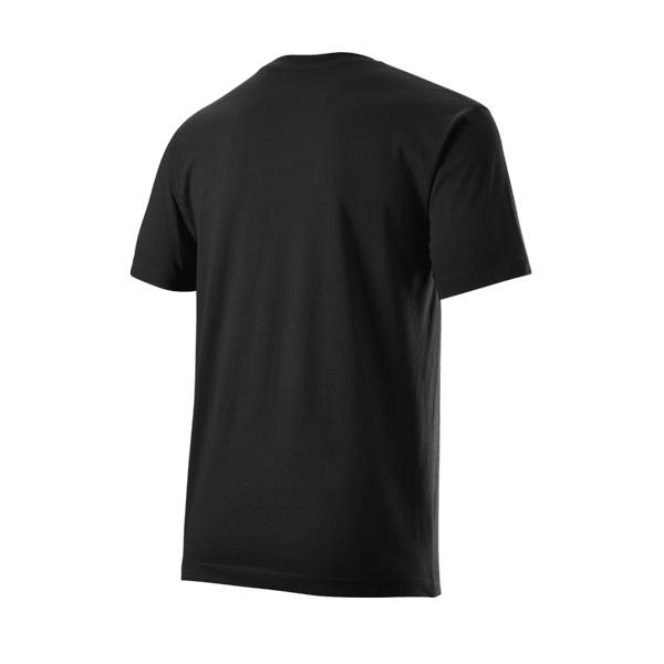 Wilson T-shirt Men's Bela Tech Black