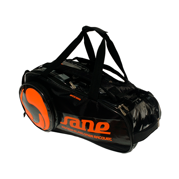 Borsa Sane Padel Black/Orange
