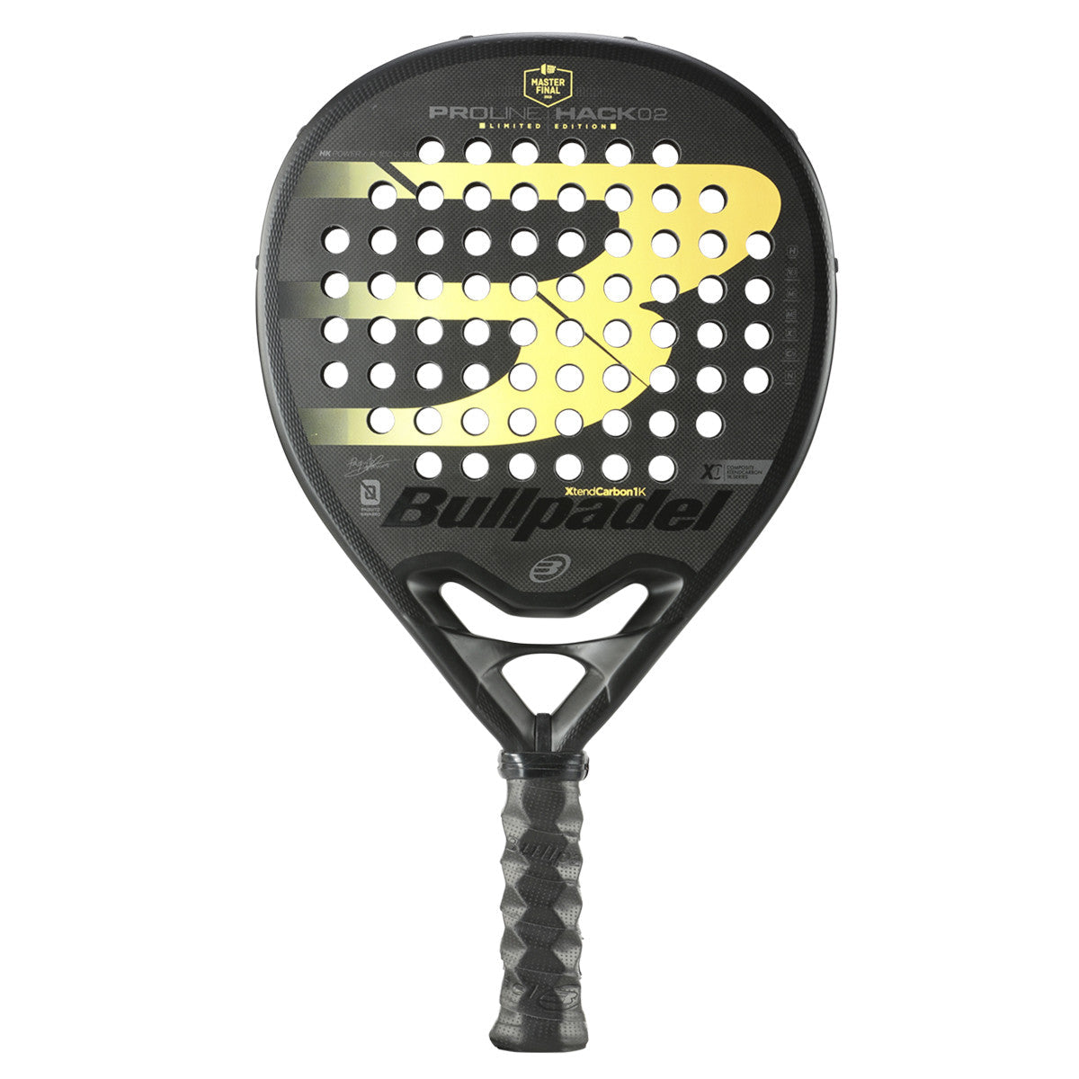 Bullpadel	Hack 02 LTD MFINAL