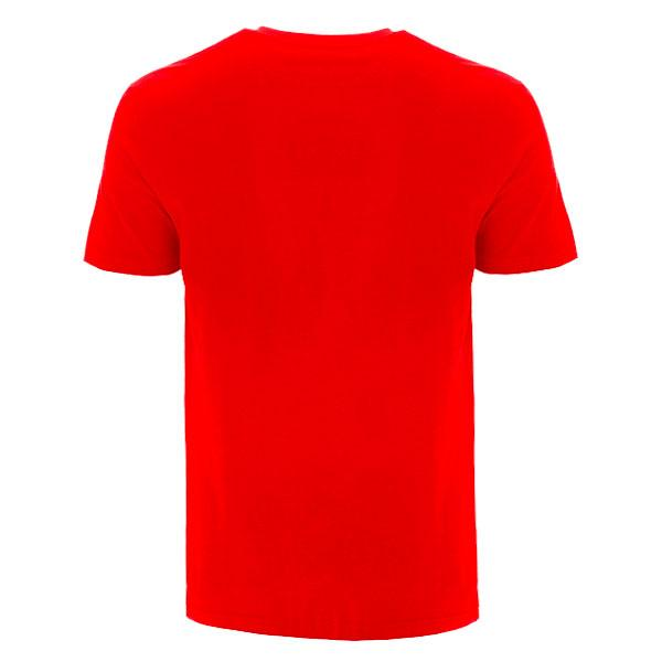 Sefht T-shirt Uomo Bright Red