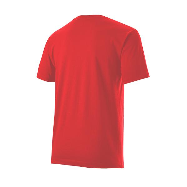 Wilson T-shirt Men's Bela Tech Tee Infrared
