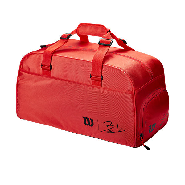 Borsa Wilson Bela Small Duffle Red
