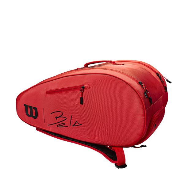 Wilson Bela Padel Super Tour Red