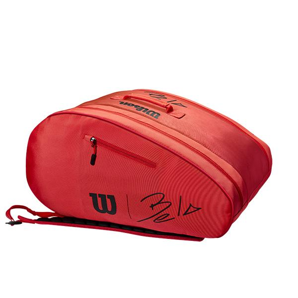 Borsa Wilson Bela Padel Super Tour Red
