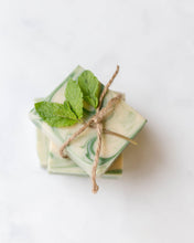 Load image into Gallery viewer, Eucalyptus Mint Goat Milk Soap