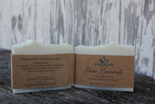 Load image into Gallery viewer, Pure Coconut Soap - Artisian
