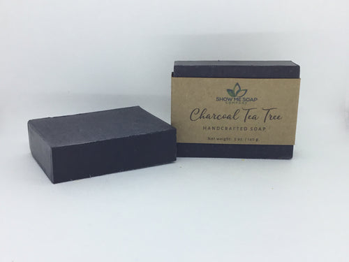 Charcoal Tea Tree - Artisan