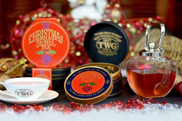 TWG Tea, Christmas Jewel Tea, The Urban Tea Merchant