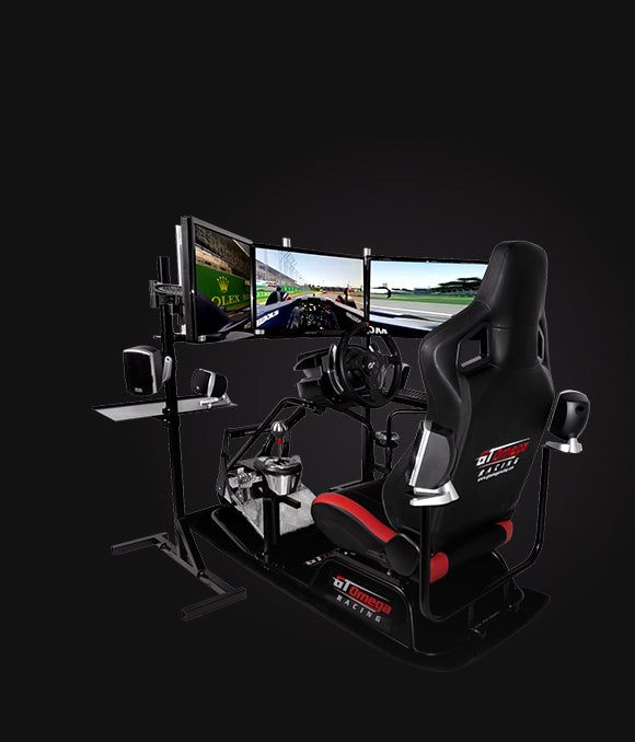 GT Omega Racing Ltd | Office Chairs | Gaming Chairs | Racing