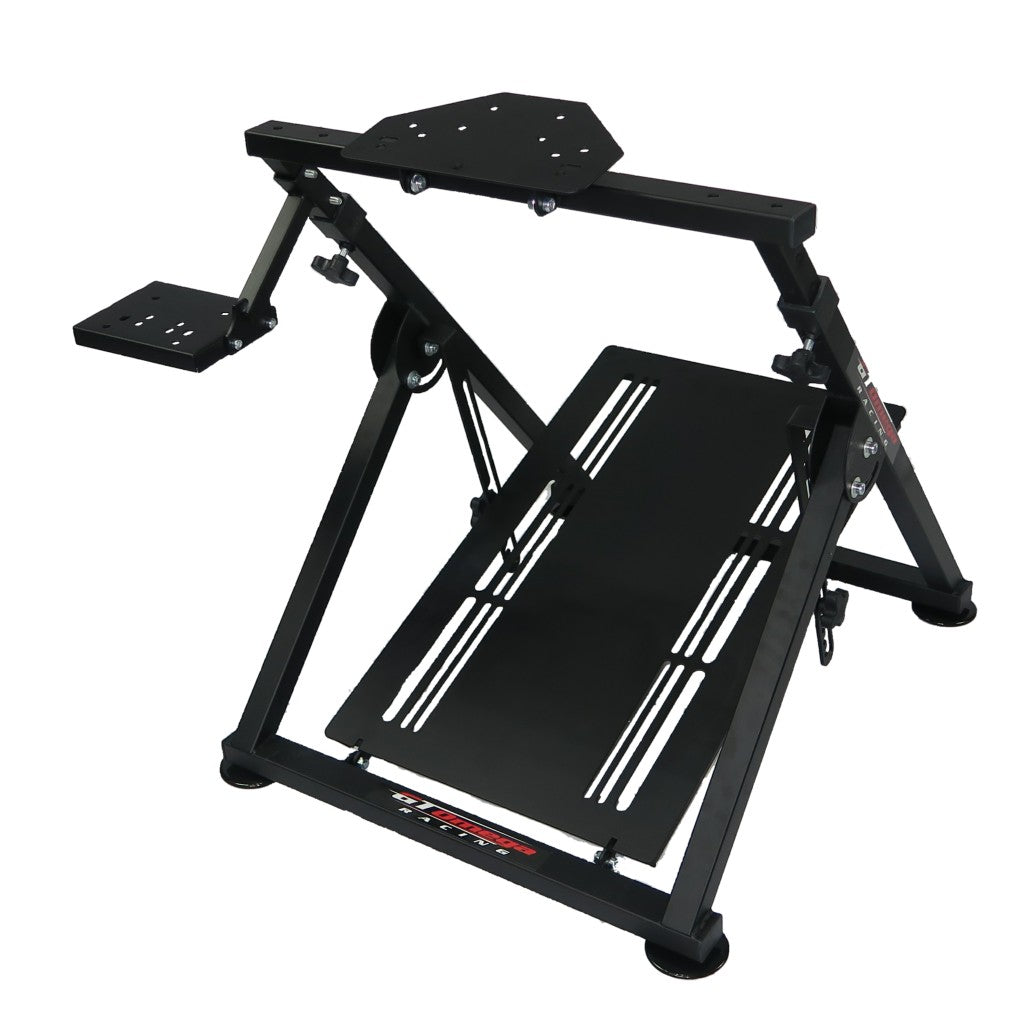 Gt Omega Apex Steering Wheel Stand The Ultimate Wheel Stand