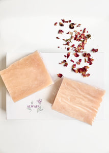 CP rose soap