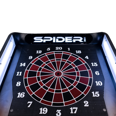 SPIDER360 2000 Series Electronic Dartboard Machine