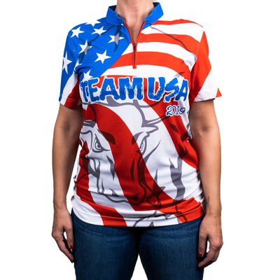 2019 Team USA 1/4 Zip Jersey