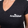 Arachnid Ladies V-neck