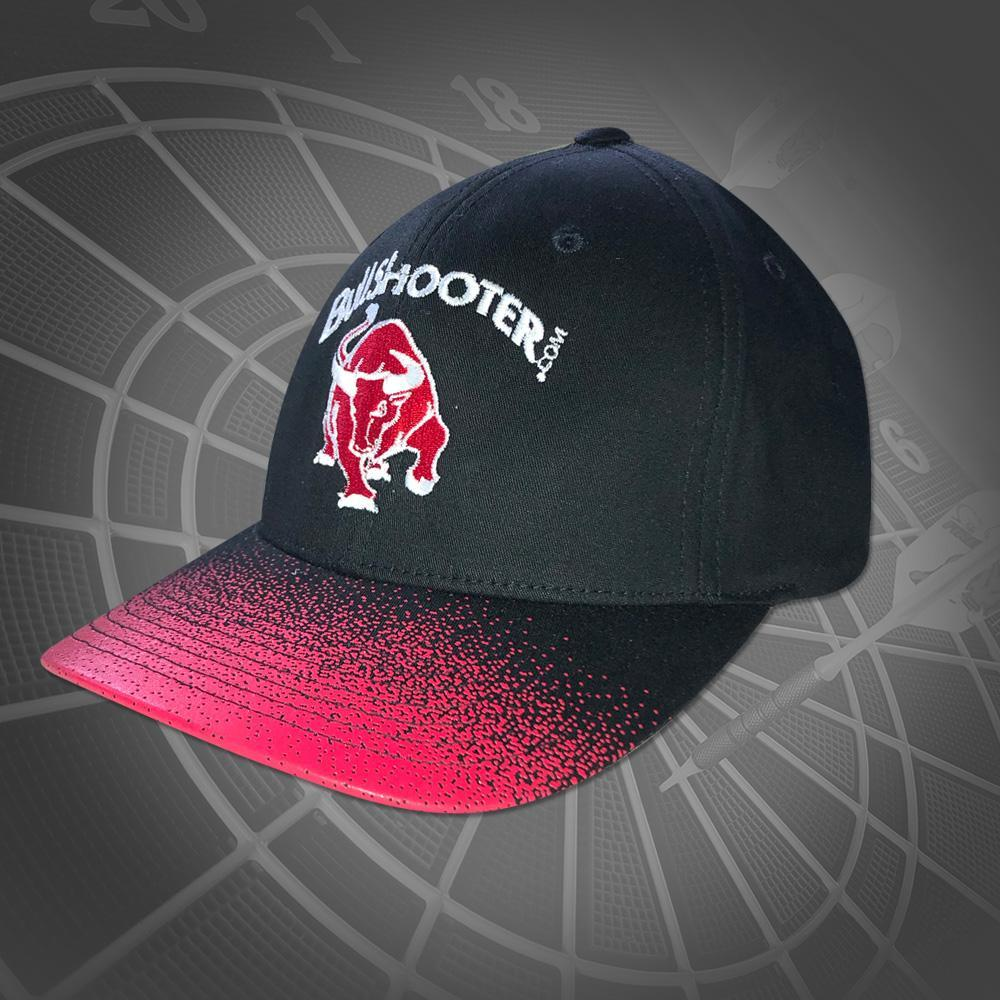 Flexfit® Hat Red-Black Fade
