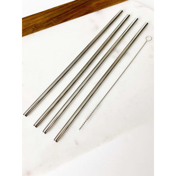 Dot & Army Home Stainless Steel Straws