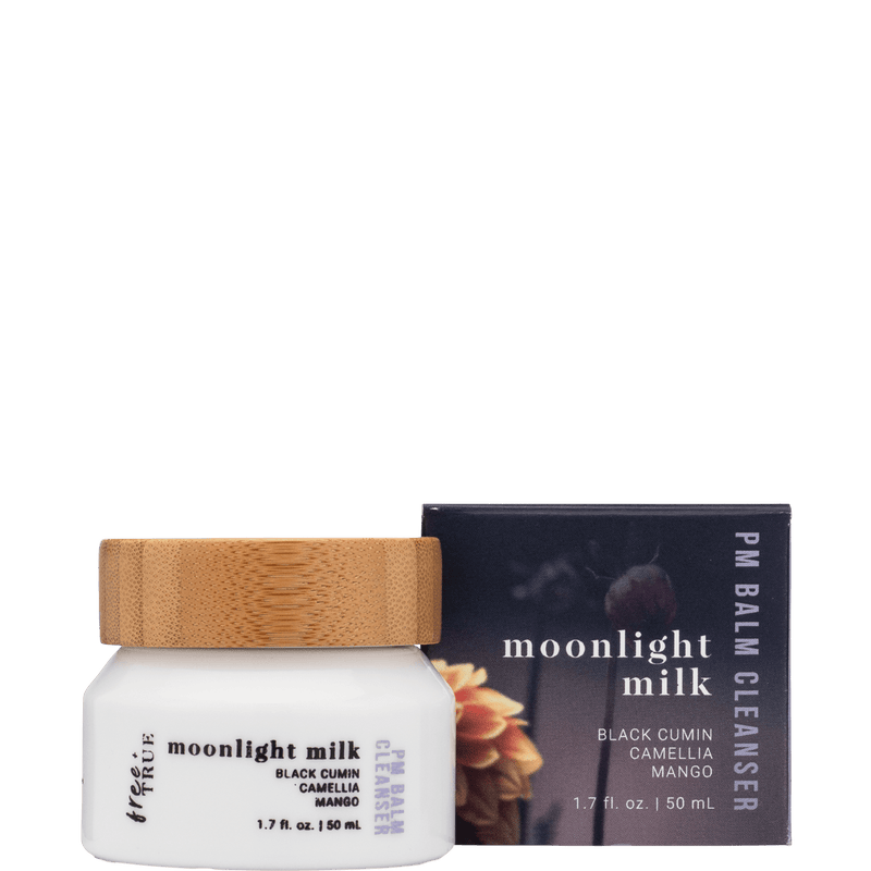 Free + True Cleansers Moonlight Milk-PM Balm Cleanser
