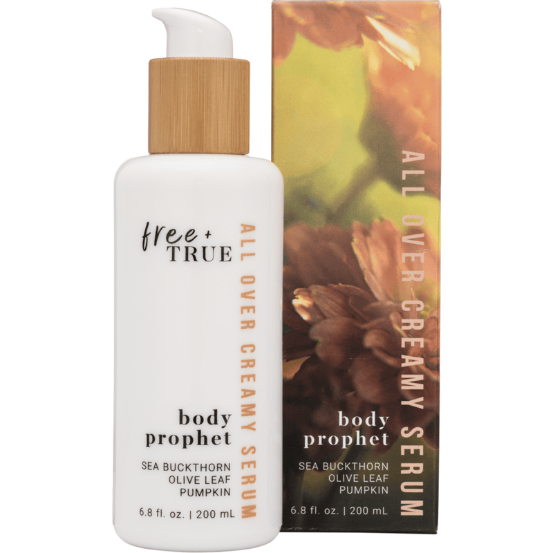 Free + True Lotions & Oils Body Prophet