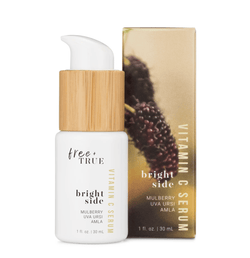 Free + True Serums Bright Side Vitamin C Serum