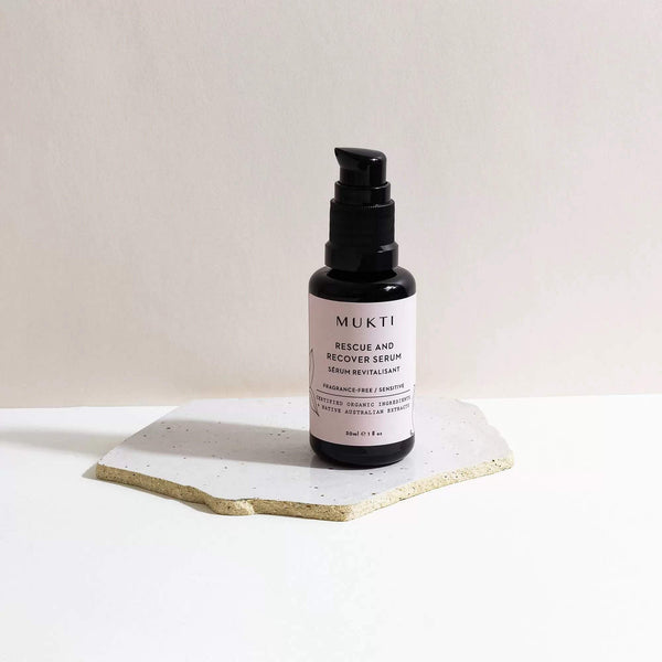 Mukti Serums Rescue And Recover Serum