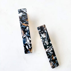 Paris Laundry Accessories Marble Clip Set