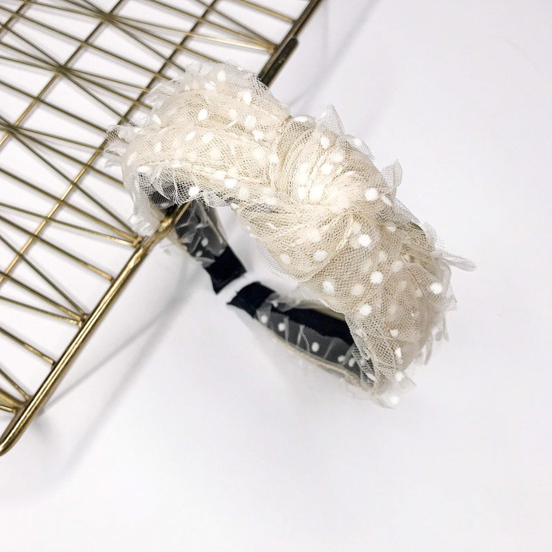 Paris Laundry Accessories Tulle Perfection-White