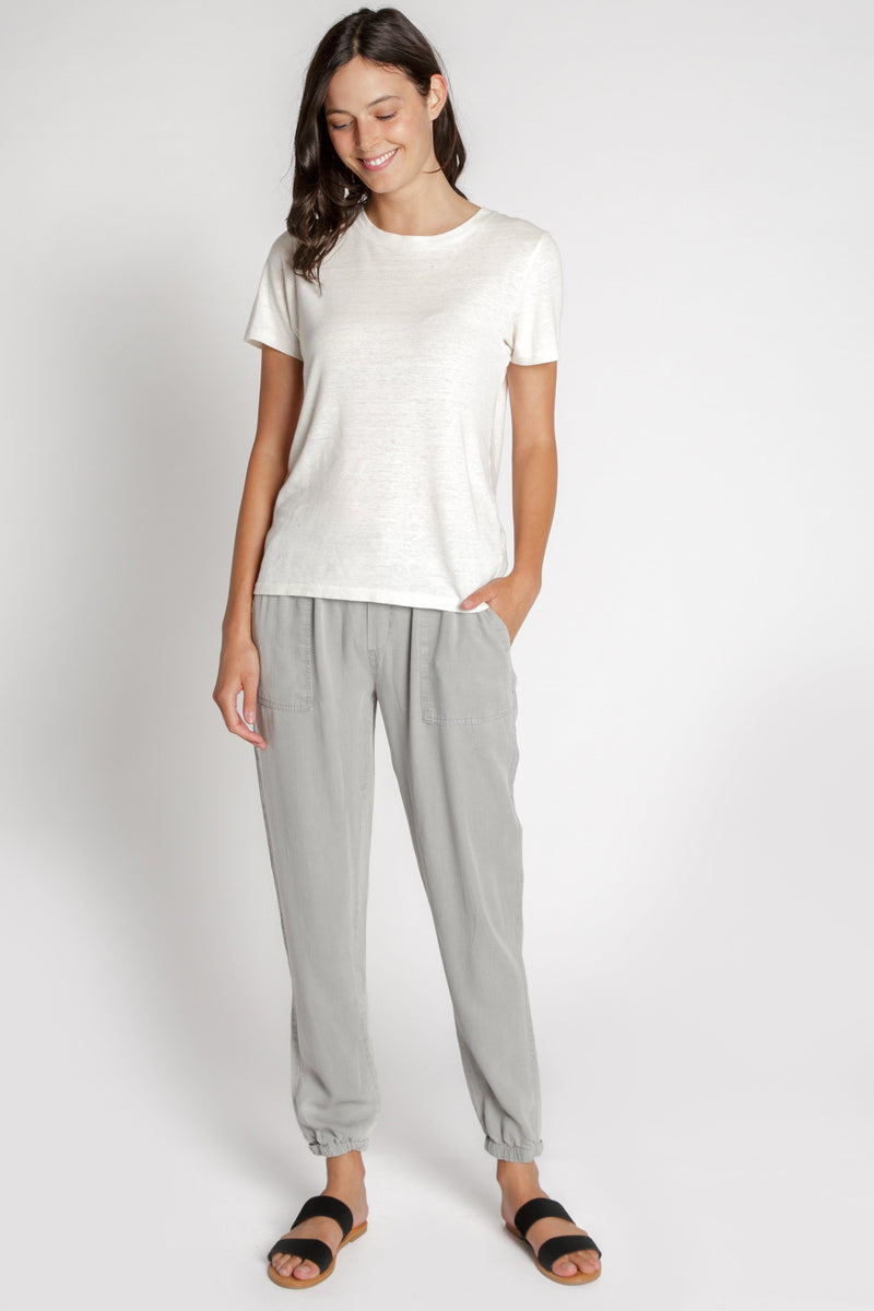 Paris Laundry Loungewear ALCHEMY TEE in Butter Cream