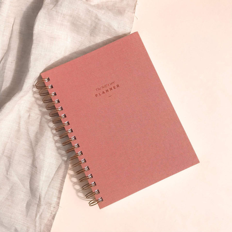 Simple Self Paper Goods The Self-Care Planner