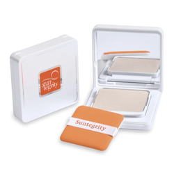 Suntegrity sun care Suntegrity Pressed Mineral Powder Compact - Translucent, Broad Spectrum SPF 50