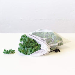 Sustomi Home Produce Bags – Recycled Mesh 3-pack