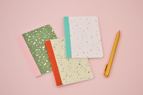 Talking Out Of Turn Paper Goods Mini Notebook Set