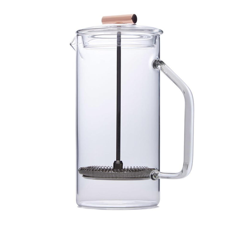 Yield Design Home 850 mL Glass French Press