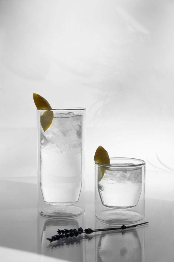 Yield Design Home Double-Wall 16oz Glasses - Set of Two
