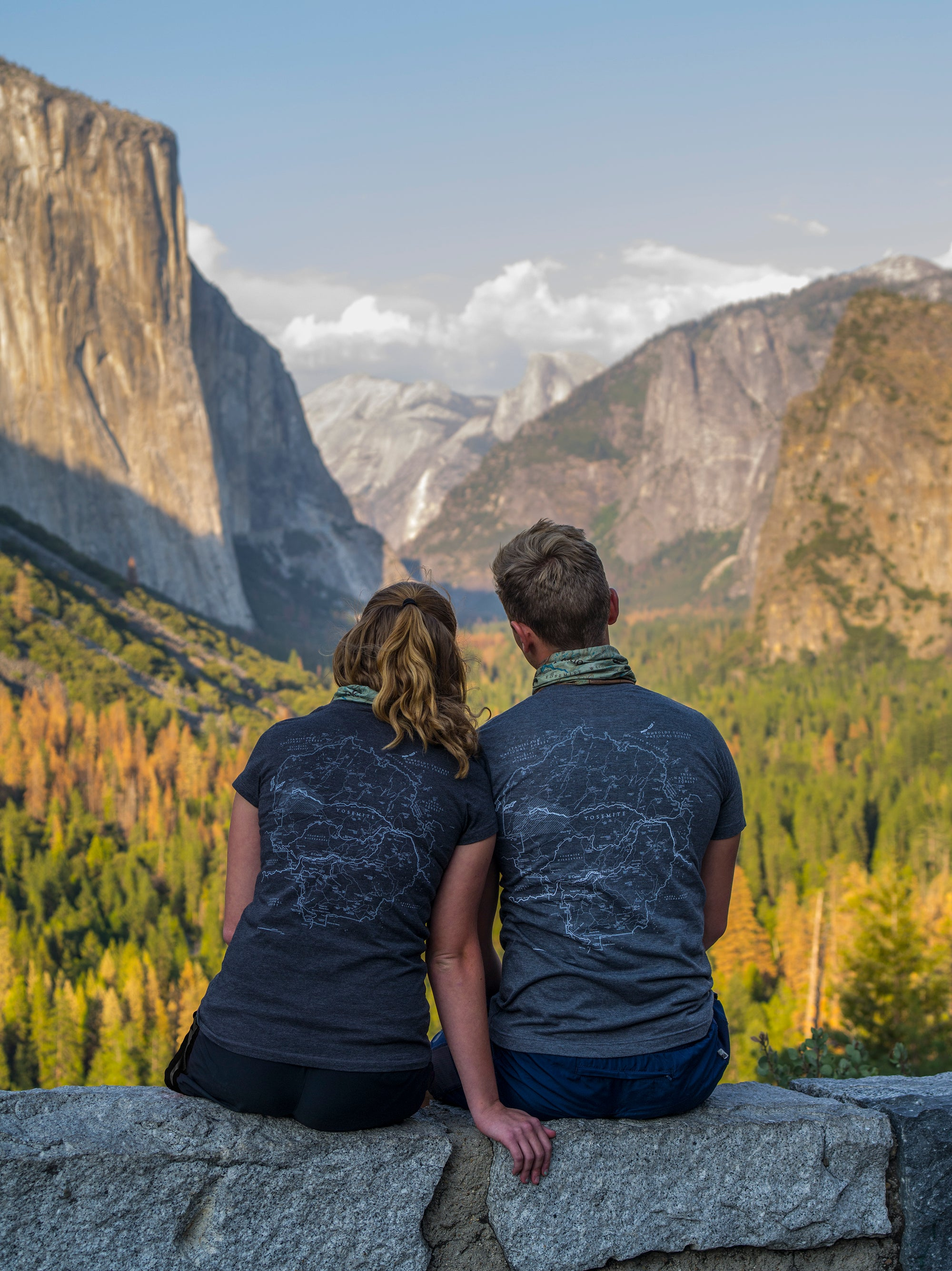 Yosemite National Park T-Shirt Tees Shirt