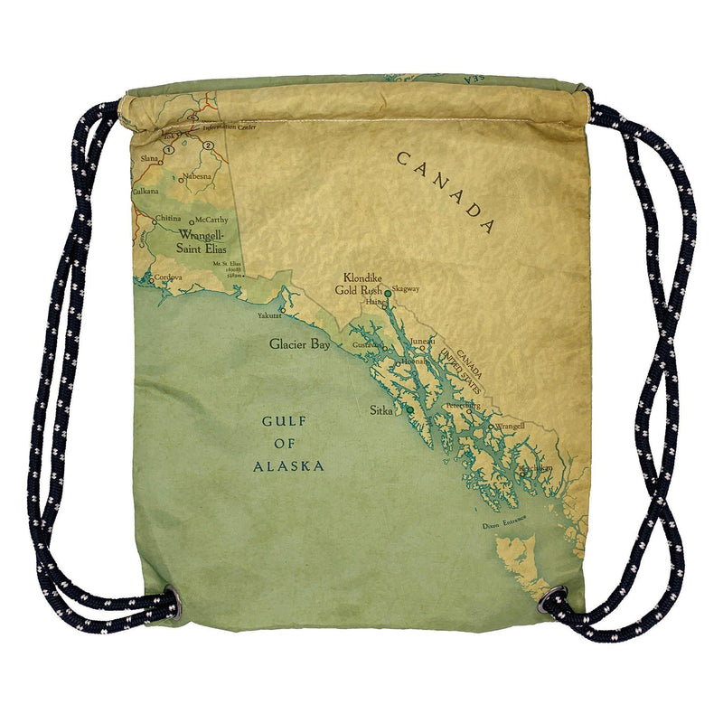 Alaska National Parks Map Daypack