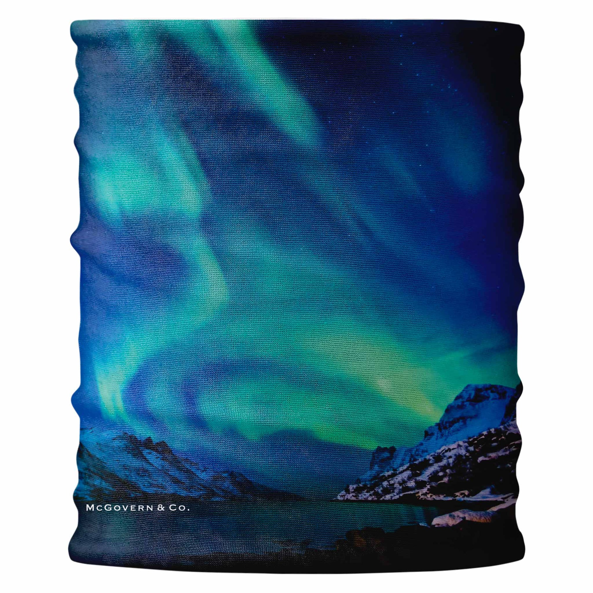 Aurora Borealis Photo Headband