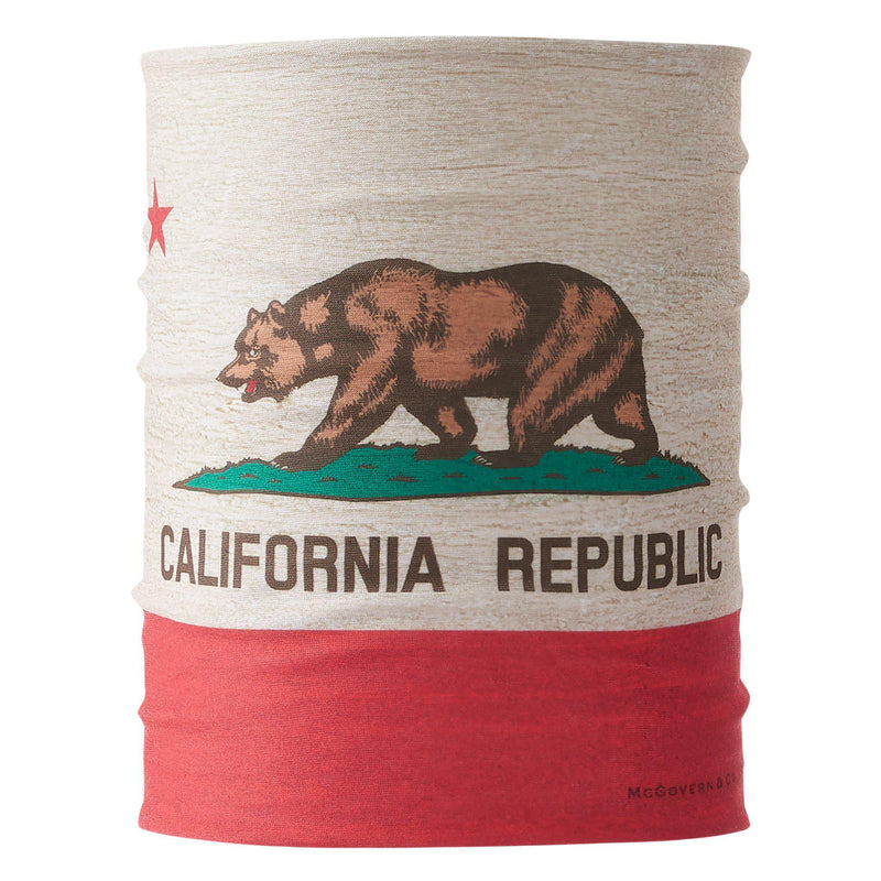 California State Flag Headband